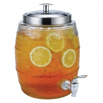 Barril dispensador de bebidas (5 lt)